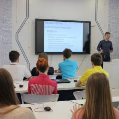 Теория Большого взрыва: политехник рассказал школьникам Томска о ЦЕРНе и Большом адронном коллайдере