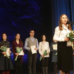 Говорят выпускники: формула успеха от победительницы конкурса «Лучший студент ТПУ - 2019»