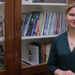 Физик ТПУ, раскрывающая «тайны» молекул, получила национальную премию для женщин в науке