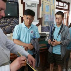 Политехники протестируют на знание русского языка студентов вузов Китая