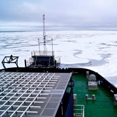 Новые горизонты Арктики: ученые ТПУ рассказали о последних прорывных результатах исследований Сибирского арктического шельфа