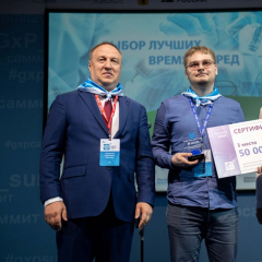 Аспирант ТПУ стал бронзовым призером олимпиады всероссийского саммита по фармацевтике и биотехнологиям