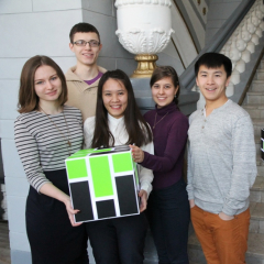 Лучшие первокурсники Томского политеха получат дополнительные стипендии