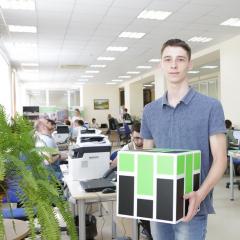 Трехтысячный абитуриент приехал в ТПУ из Юрги, чтобы стать инженером-технологом