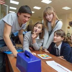 Волонтеры ТПУ на «Уроках добра» расскажут томским школьникам о ЗОЖ