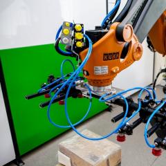 Магистранты Томского политеха будут разрабатывать роботов для медицины и космических испытаний