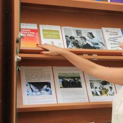 «Книги правильных студентов», томские мушкетеры и 2 017 книг по экологии ждут первокурсников в НТБ ТПУ