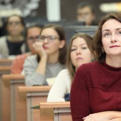 Как получить международный грант, узнали преподаватели и студенты ТПУ