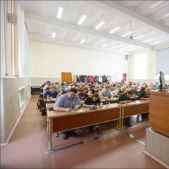 В 2018 году томичи напишут Тотальный диктант на пяти площадках Томского политеха