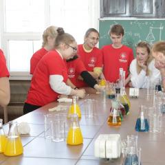 В Томском политехе дан старт финалу научной командной игры Science Game
