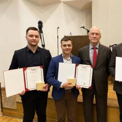 В Российской академии наук вручили медали молодым ученым ТПУ