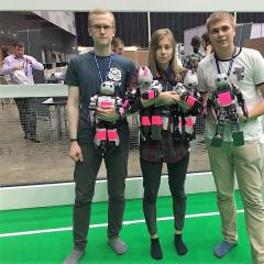 Робот в помощь: как в Томском политехе учат технологиям будущего