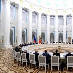 Пётр Чубик примет участие в работе Совета при Президенте России по науке и образованию