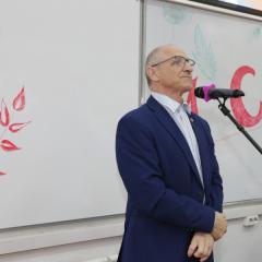 Лицей при ТПУ, ставший базовой школой Российской академии наук, принял новых учеников