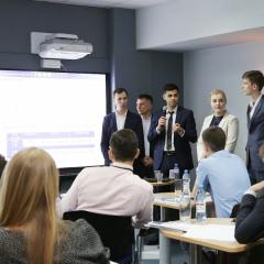 Британские преподаватели и российские нефтяники оценили, как студенты ТПУ освоили разработку месторождений