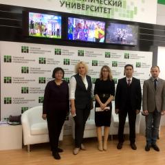 ТПУ и Казахский технический университета им. Сатпаева планируют создать совместные программы для магистрантов и аспирантов