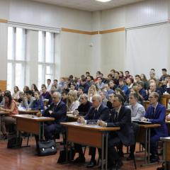 Атомщики Сибири обсуждают в ТПУ безопасность и перспективы развития ядерной отрасли