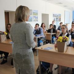 Учебный год начался для 143 учеников Лицея при ТПУ
