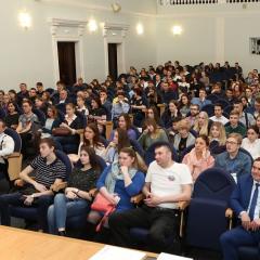 Поступаем в ТПУ: абитуриенты и их родители узнали все об учебе в Томском политехе