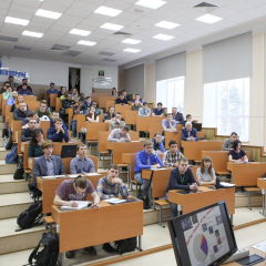 ТПУ и ЦЕРН собрали в Томске ведущих ученых, работающих в мегасайнс-проектах