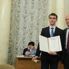 Престижную стипендию за исследования для оборонно-промышленного комплекса получил студент ТПУ