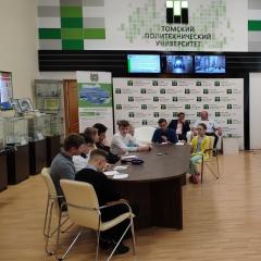 ТПУ стал площадкой «Космического урока» для школьников Томска