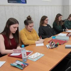 Студенты одного из лучших вузов Великобритании учат русский язык в ТПУ
