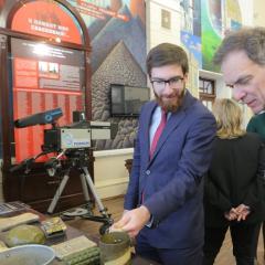 Посольство Франции поддержит развитие программ двойной аспирантуры между ТПУ и французскими вузами
