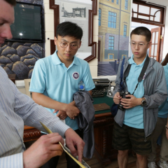 Концепцию Индустрии 4.0 и автоматизацию производств изучают китайские студенты в ТПУ