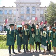 Инженер плюс переводчик: студенты из Китая и Монголии получили в ТПУ сразу две специальности