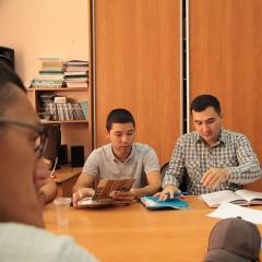 В Томском политехе учатся специалисты уранодобывающей отрасли Казахстана