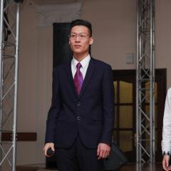 Студенты ТПУ из Китая, выбравшие стихотворение Симонова, победили в конкурсе чтецов