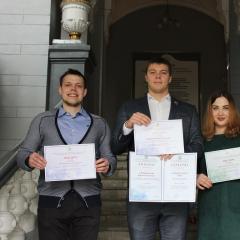 Политехники названы лучшими выпускниками России и мира