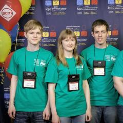 Студентка ИК ТПУ, ставшая лучшей программисткой на мировом первенстве: главное — это упорство