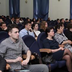 Самый крупный геологический симпозиум России стартовал в Томском политехе