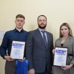 Политехники получили именные стипендии Сибирского химического комбината