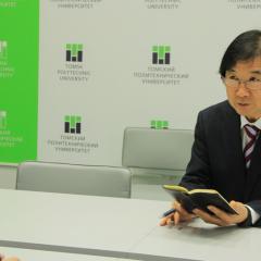 Физика частиц и биомедицинские технологии объединят ТПУ и Токийский столичный университет