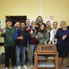 «Хорошо, когда вокруг все говорят по-русски»: иностранные студенты о летней школе в ТПУ