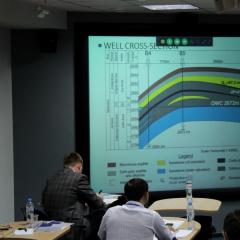 Политехники защитили свои исследовательские проекты перед британскими преподавателями и российскими нефтяниками