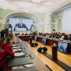 В Томском политехе начала работу всероссийская школа для представителей студенческих медиацентров