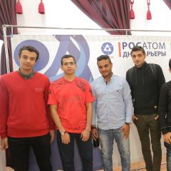 Египетские студенты-атомщики: приехали в Томский политех за лучшим практическим образованием
