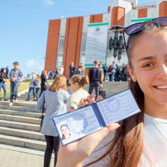 Первокурсниками Томского политеха стали более 900 человек