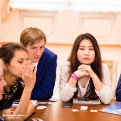 Тренинги и мастер-классы ждут политехников в школе студентов-кураторов