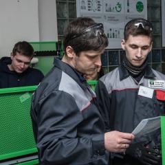 Политехники помогают «ТомскРТС» решать задачи национального проекта