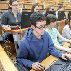 IT-класс Лицея при ТПУ набрал лучших школьников города