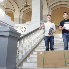 «JOIN.TPU — это очень интересно»: победителям масштабной онлайн-игры вручили ценные призы