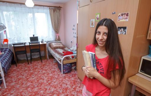 Общежитие № 16