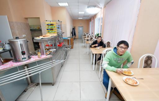 Общежитие № 19