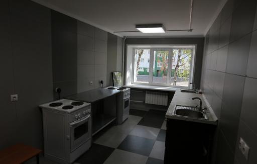 Общежитие № 6