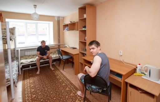 Общежитие № 17